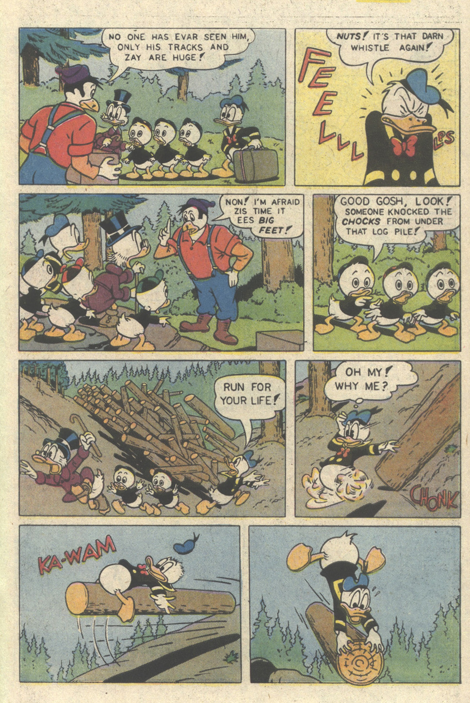 Walt Disney's Donald Duck (1986) issue 249 - Page 27