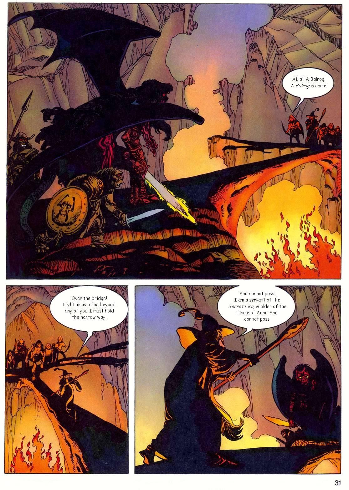 El Señor de los Anillos issue 2 - Page 28
