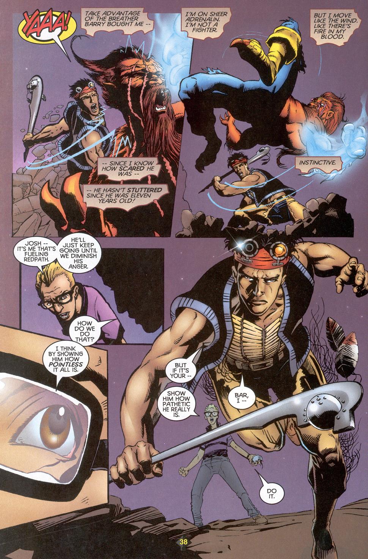 Read online Turok: Redpath comic -  Issue # Full - 36