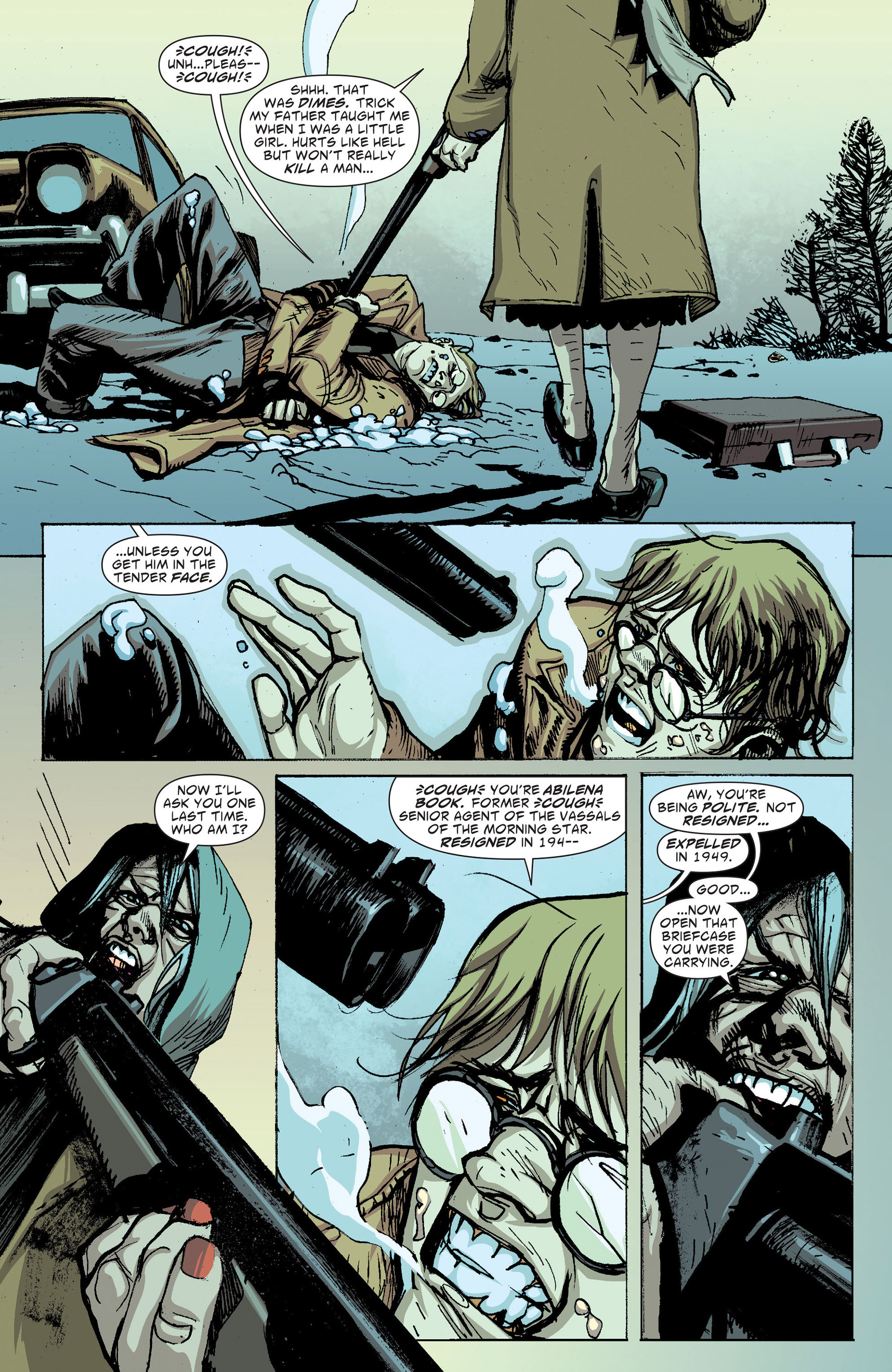 Read online American Vampire comic -  Issue #34 - 5