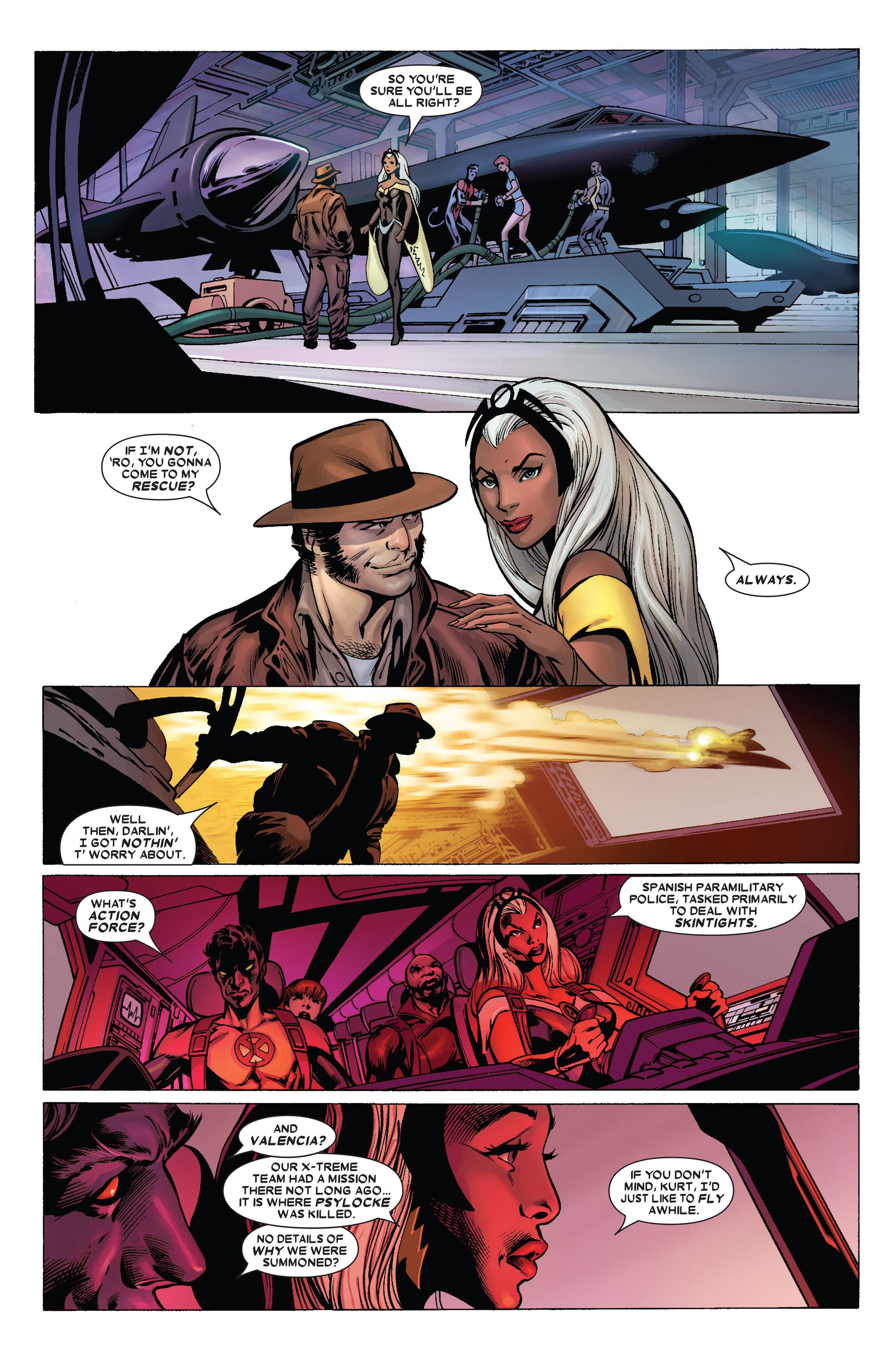 Read online Uncanny X-Men (1963) comic -  Issue #455 - 14