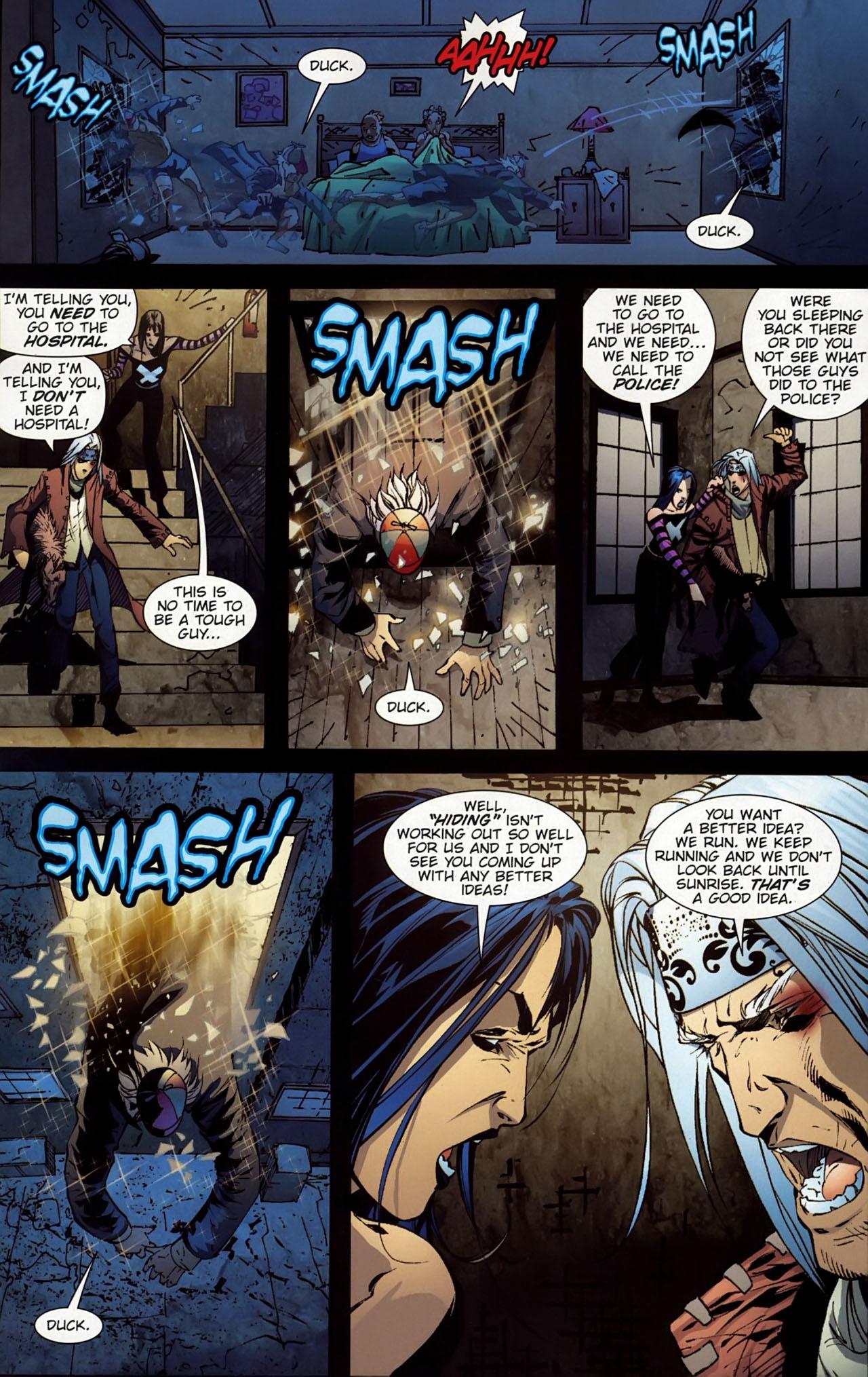 Read online Dead Romeo comic -  Issue #2 - 8