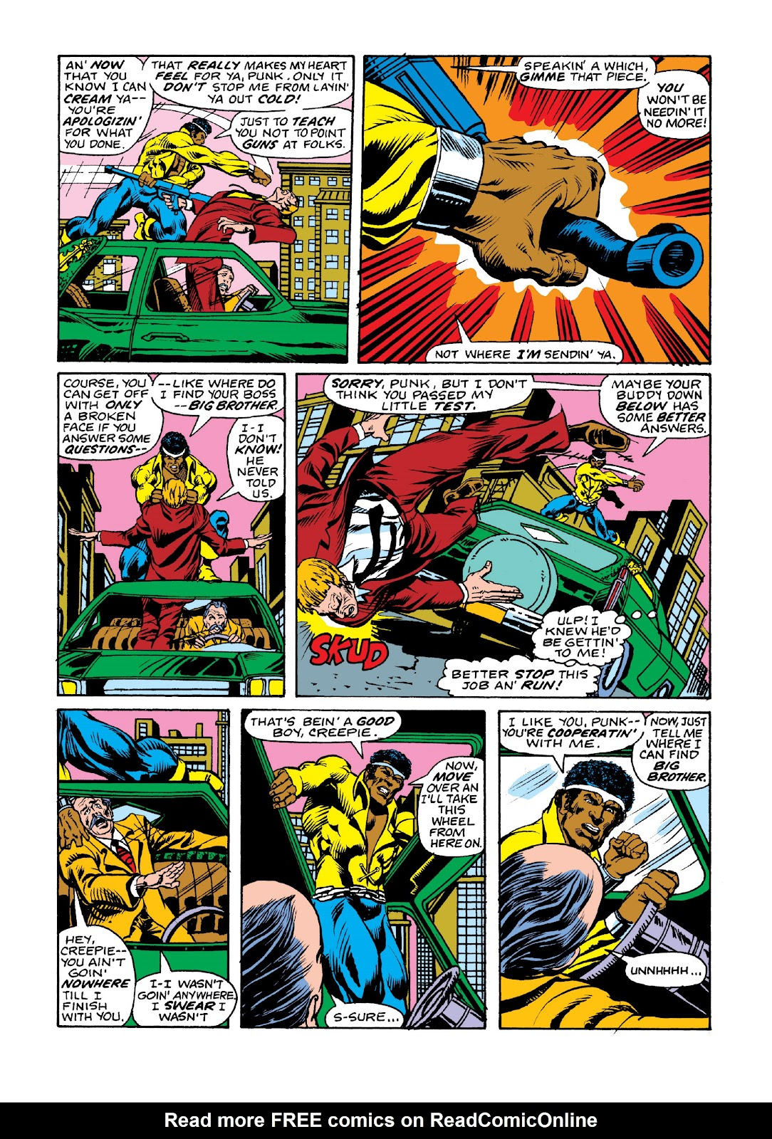 Read online Marvel Masterworks: Luke Cage, Power Man comic -  Issue # TPB 3 (Part 2) - 26