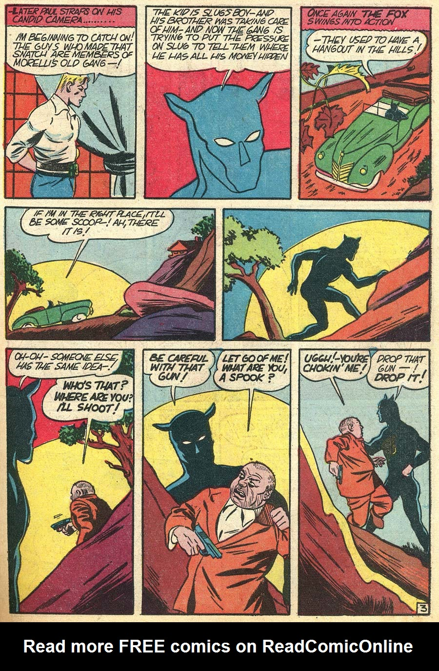Blue Ribbon Comics (1939) issue 9 - Page 27
