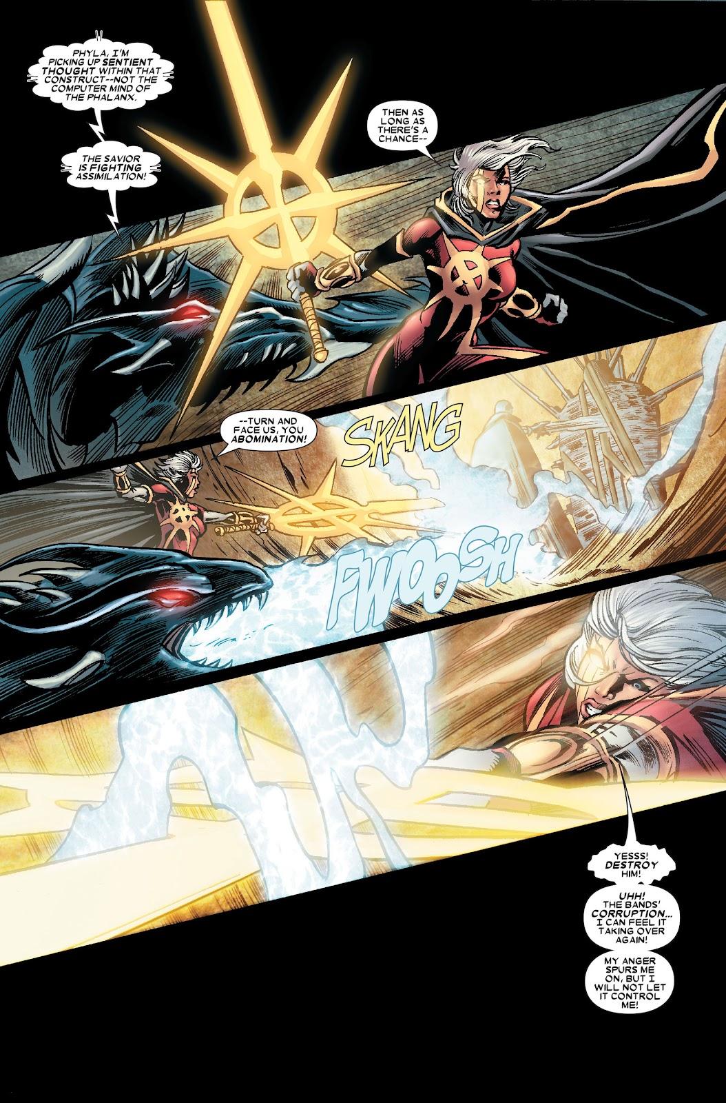 Annihilation: Conquest - Quasar issue 3 - Page 17