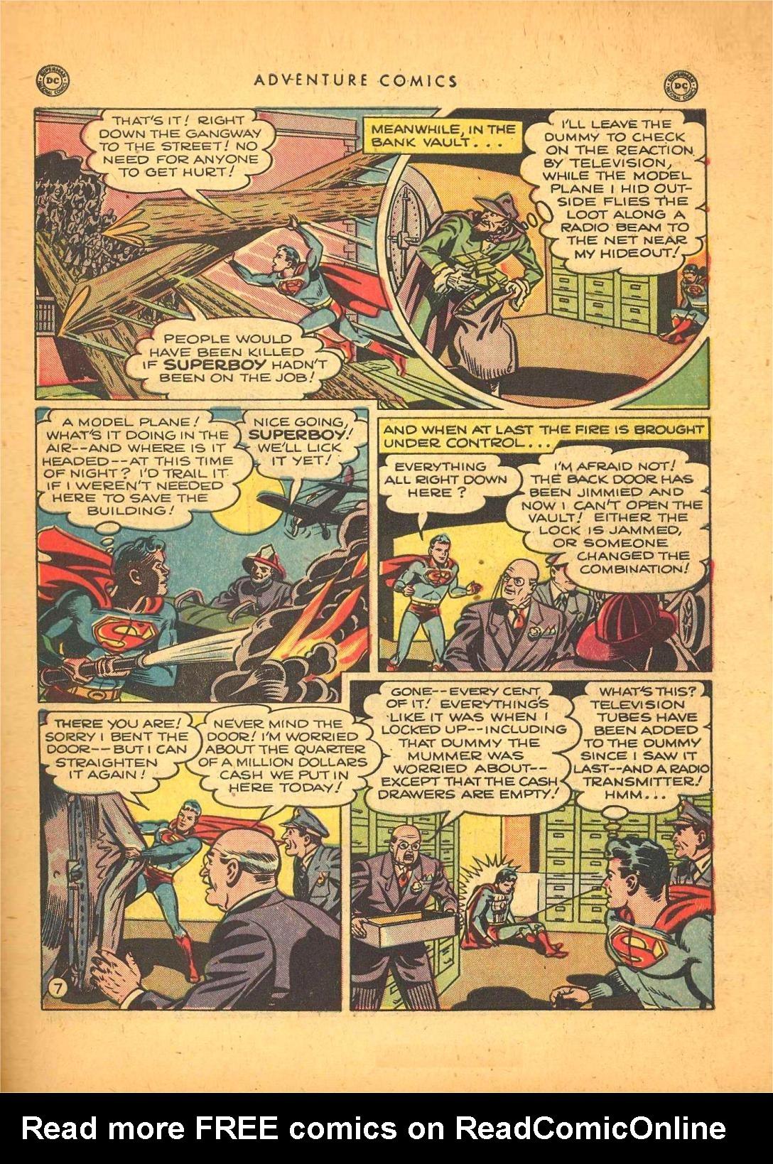 Read online Adventure Comics (1938) comic -  Issue #148 - 9
