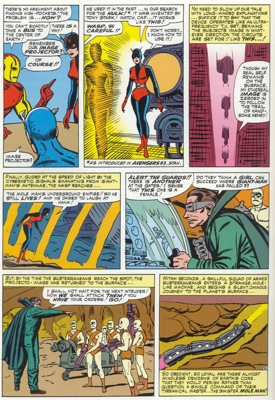 The Avengers (1963) 12 Page 8