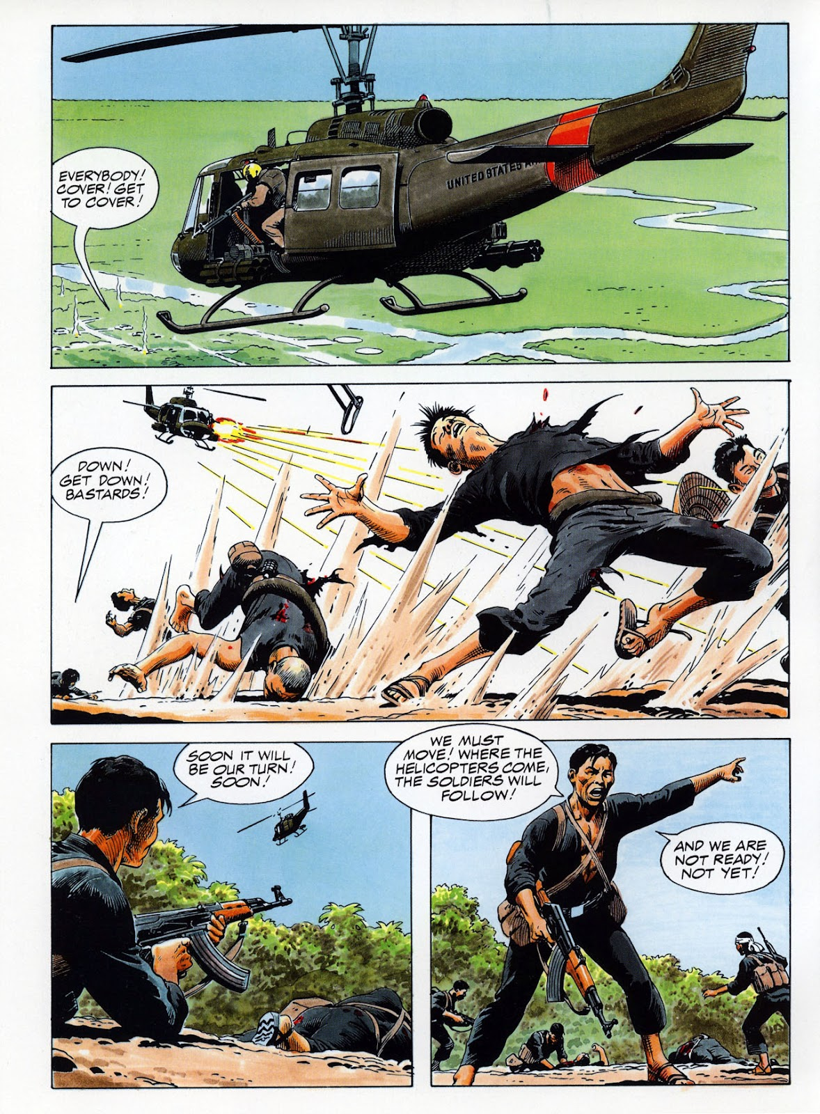 Epic Graphic Novel: Hearts and Minds issue Full - Page 34