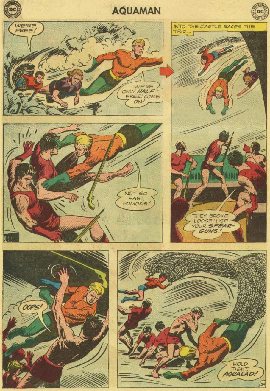 Read online Aquaman (1962) comic -  Issue #7 - 30