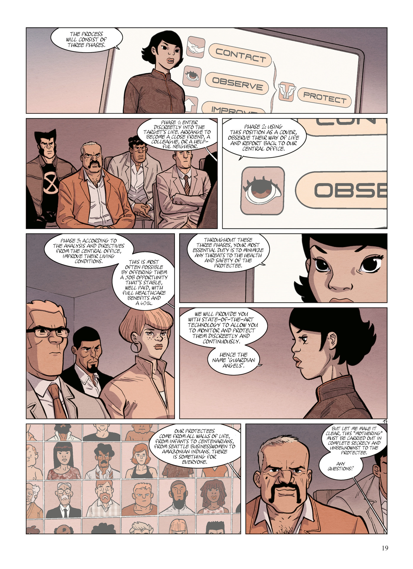 Read online Alter Ego comic -  Issue #6 - 21
