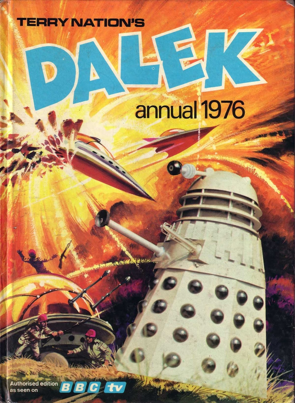 Dalek Annual issue 1976 - Page 1