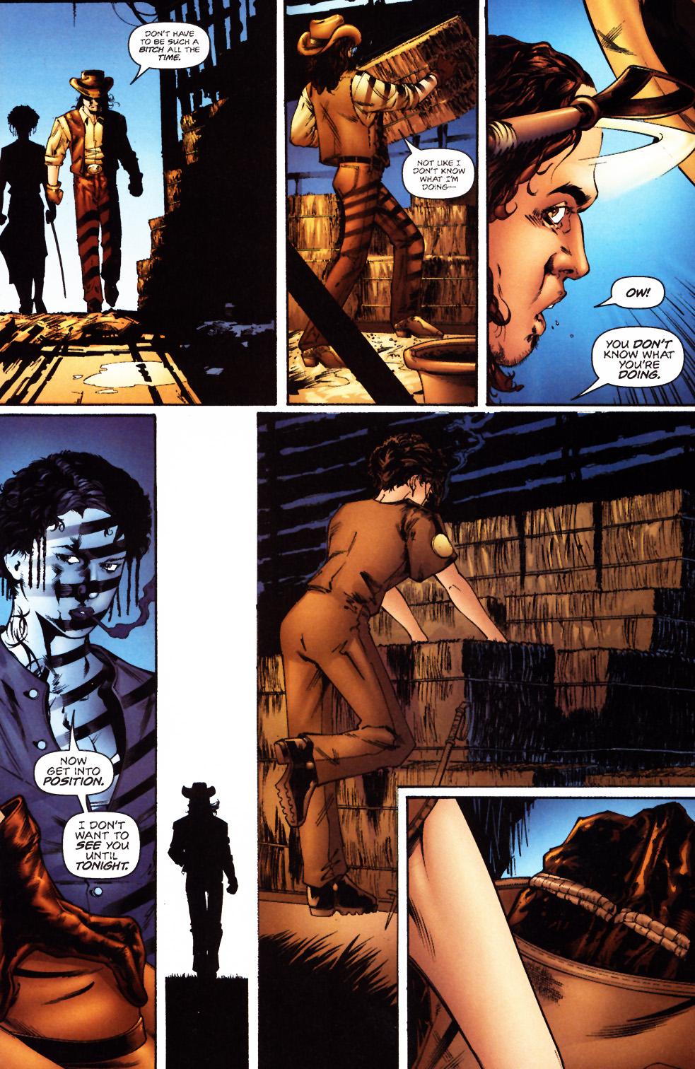 Read online Felon comic -  Issue #3 - 6