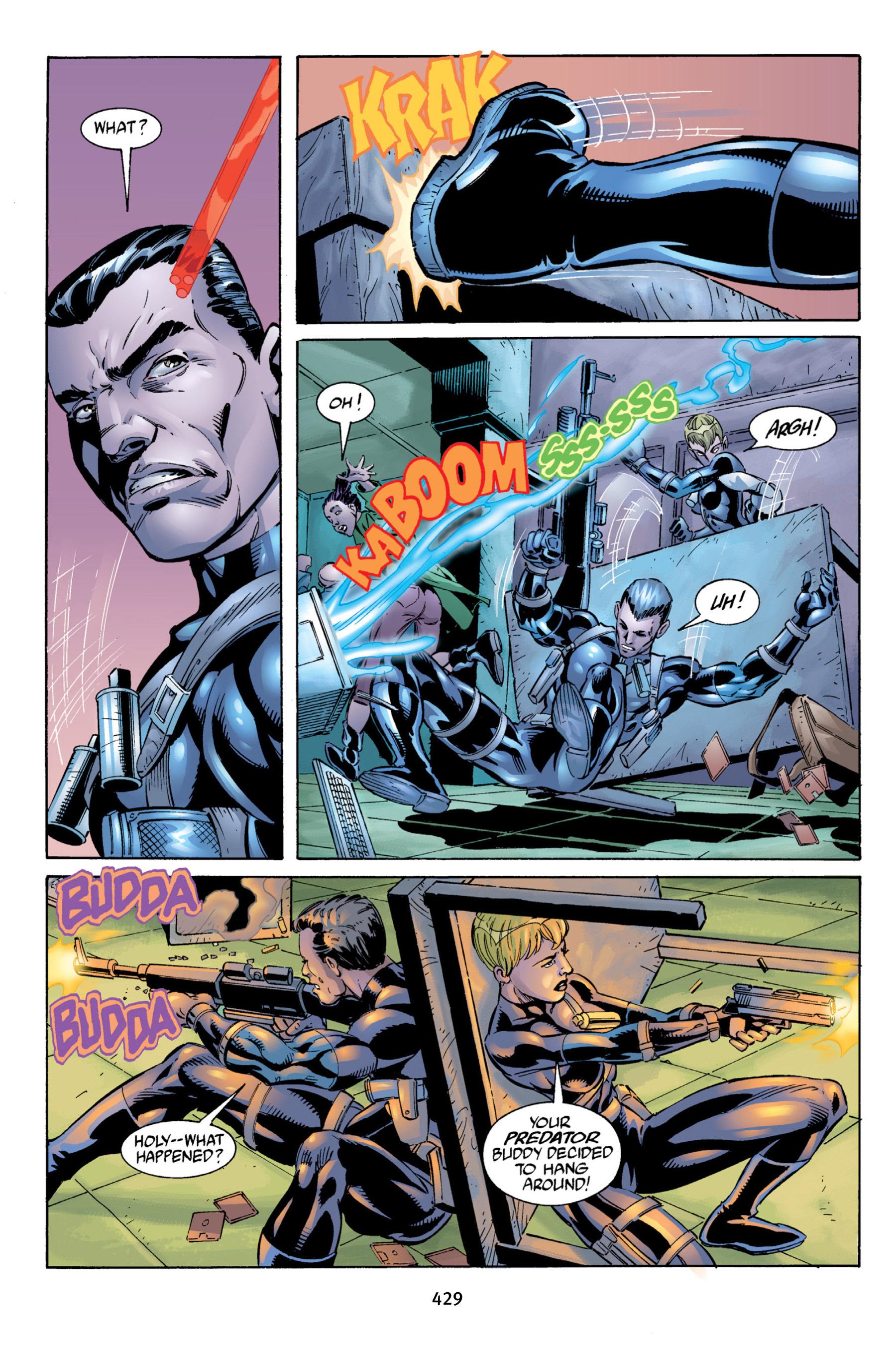 Read online Aliens vs. Predator Omnibus comic -  Issue # _TPB 2 Part 4 - 92