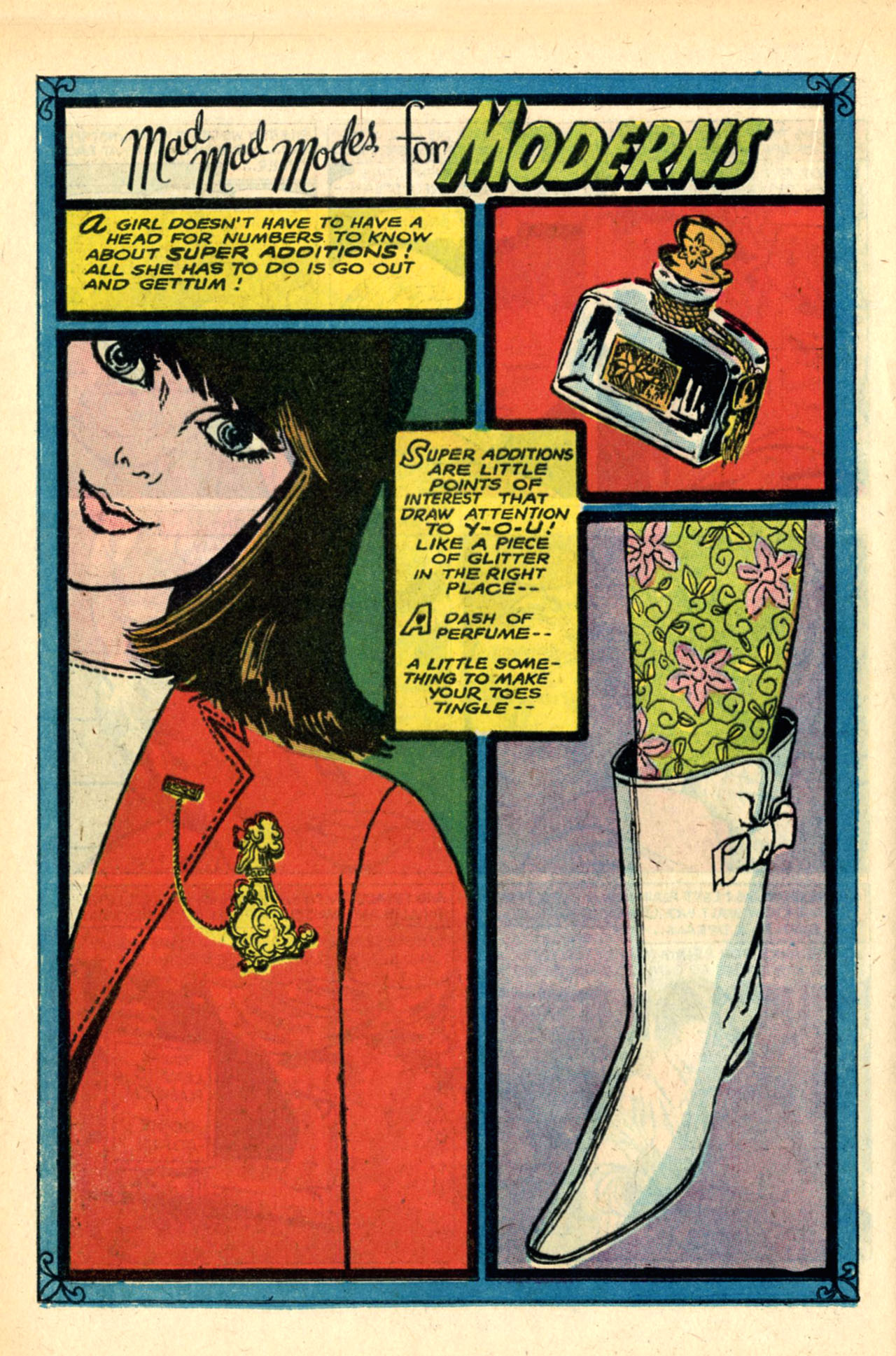 Read online Secret Hearts comic -  Issue #120 - 16