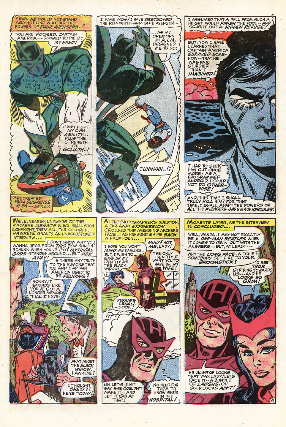 The Avengers (1963) 45 Page 4