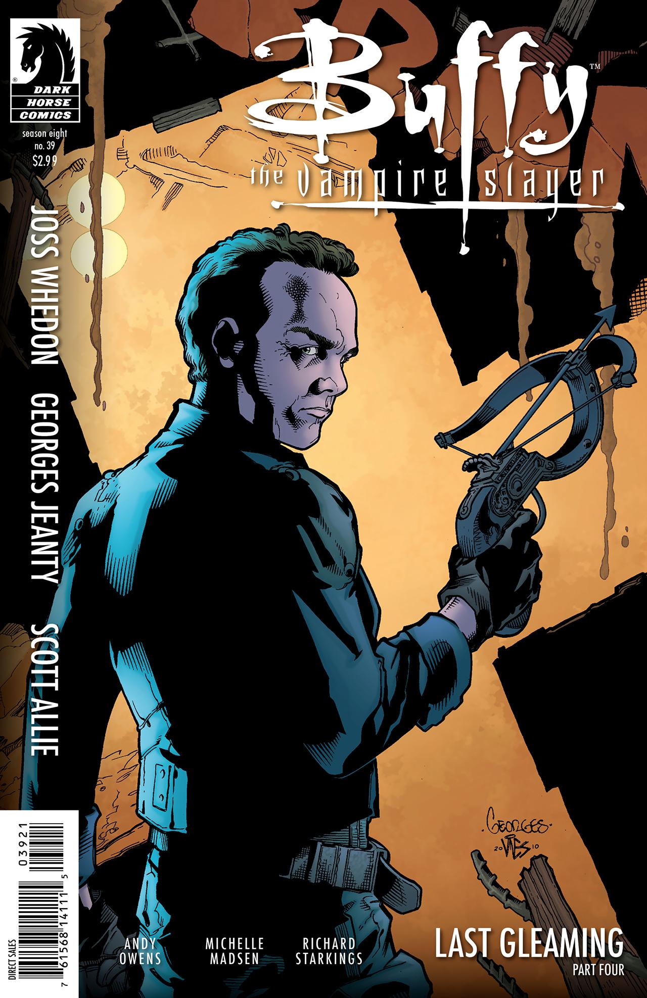 Buffy the Vampire Slayer Season Eight 39 Page 2