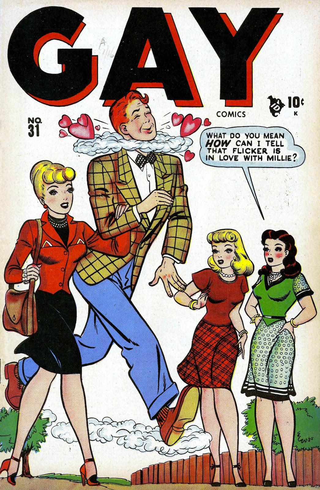 Read online Gay Comics comic -  Issue #31 - 1