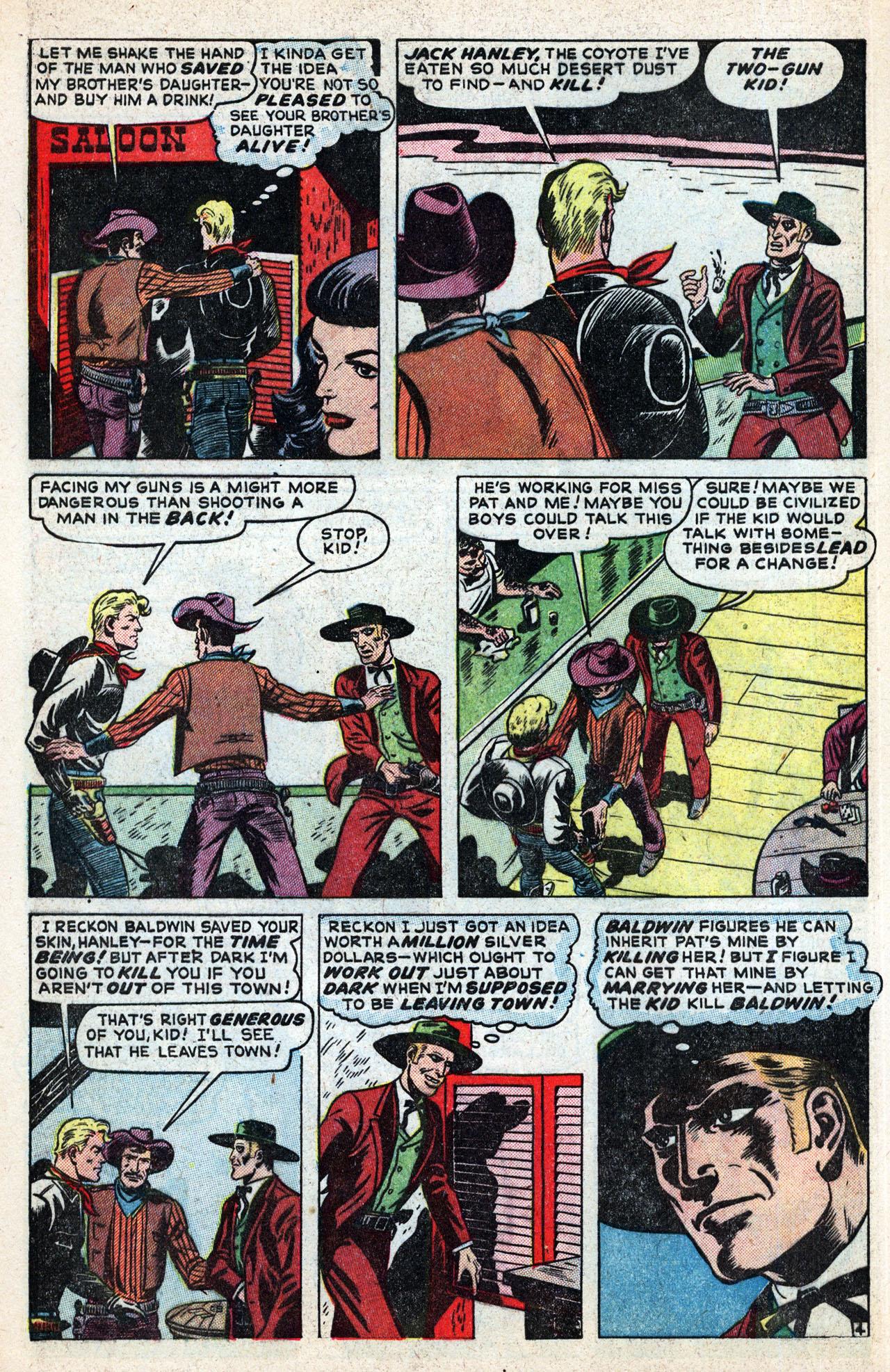 Read online Two-Gun Kid comic -  Issue #4 - 46