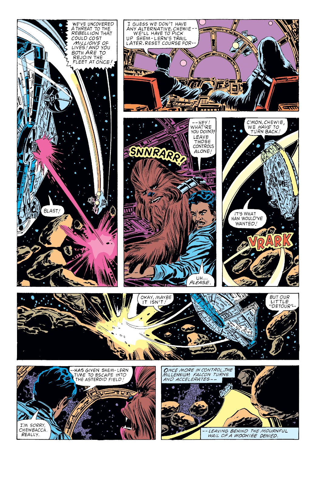 Read online Star Wars Legends: The Original Marvel Years - Epic Collection comic -  Issue # TPB 3 (Part 3) - 79