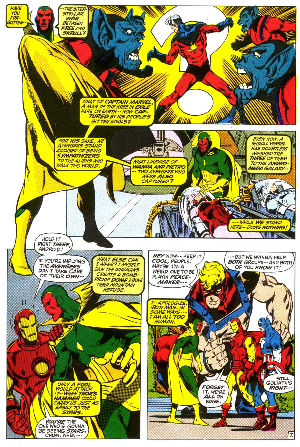 The Avengers (1963) 95 Page 7