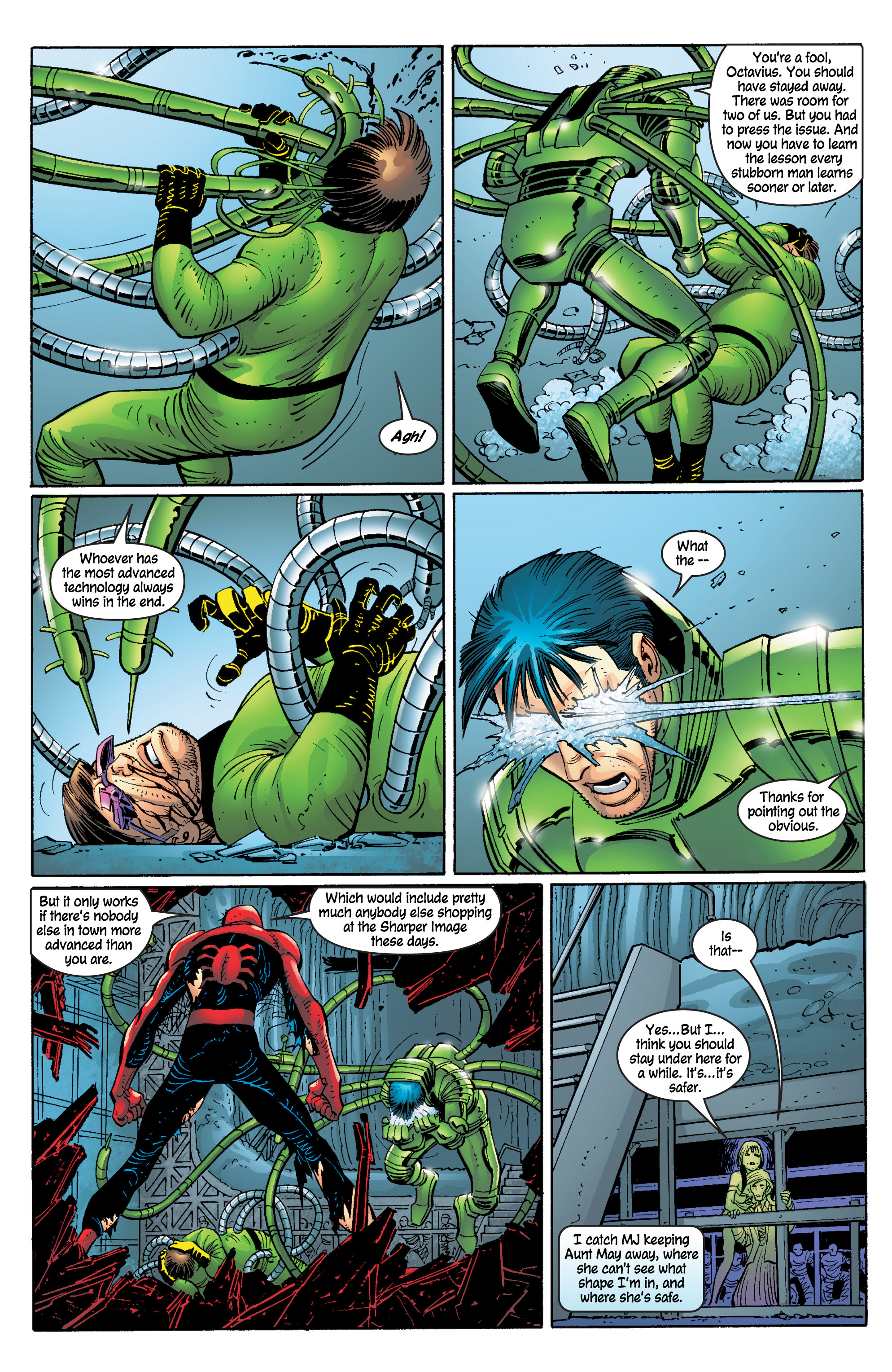 The Amazing Spider-Man (1999) 45 Page 14