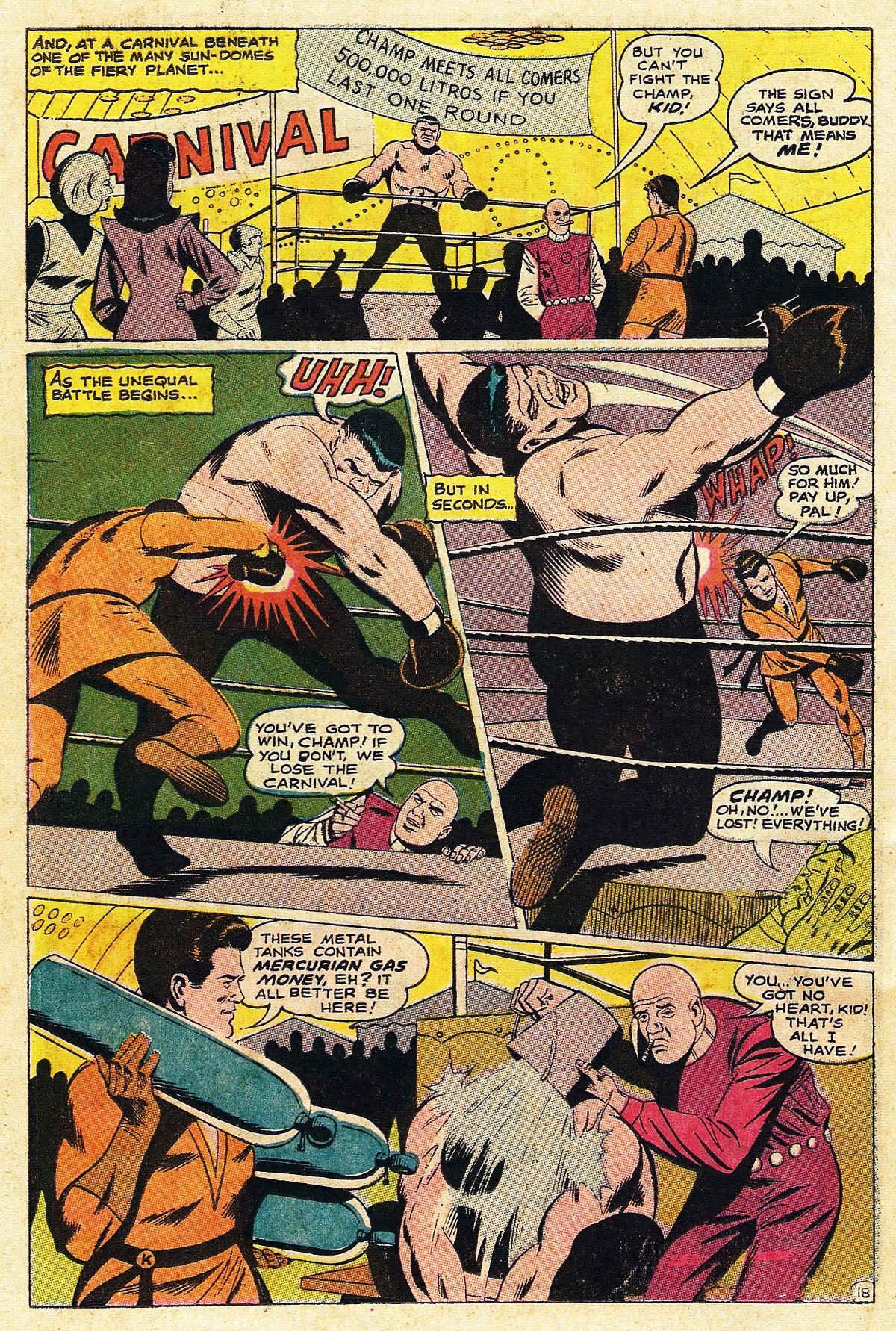 Read online Adventure Comics (1938) comic -  Issue #377 - 26