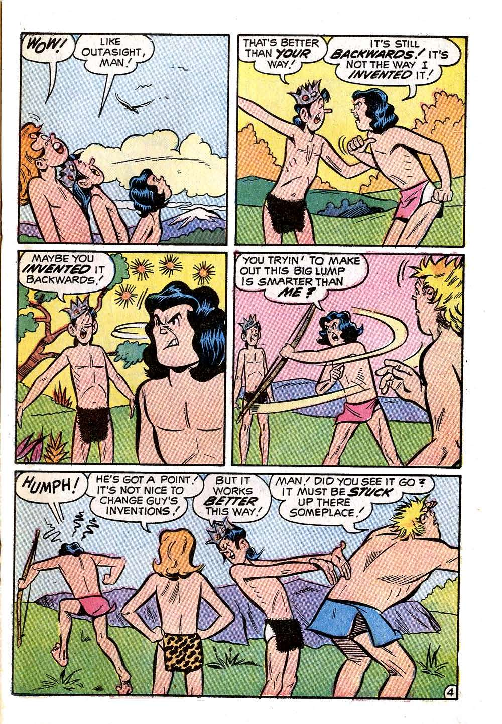 Read online Archie (1960) comic -  Issue #210 - 23