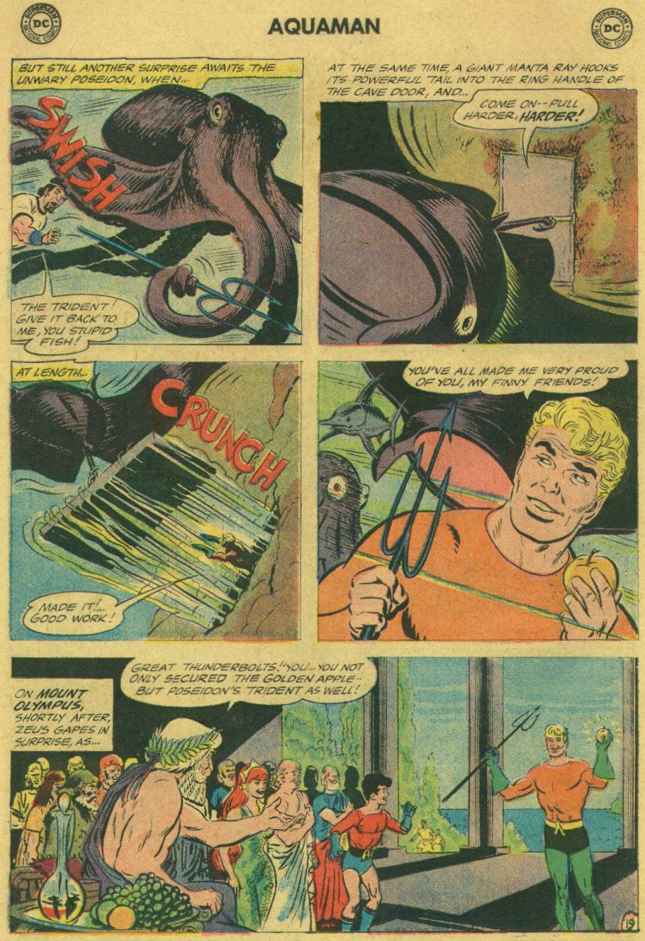 Read online Aquaman (1962) comic -  Issue #17 - 26