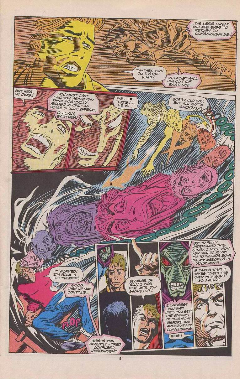 Read online Sleepwalker comic -  Issue #3 - 8