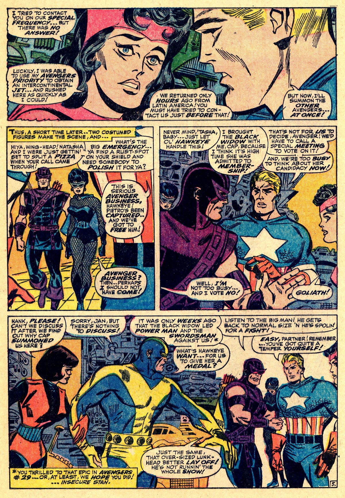 The Avengers (1963) 36 Page 8
