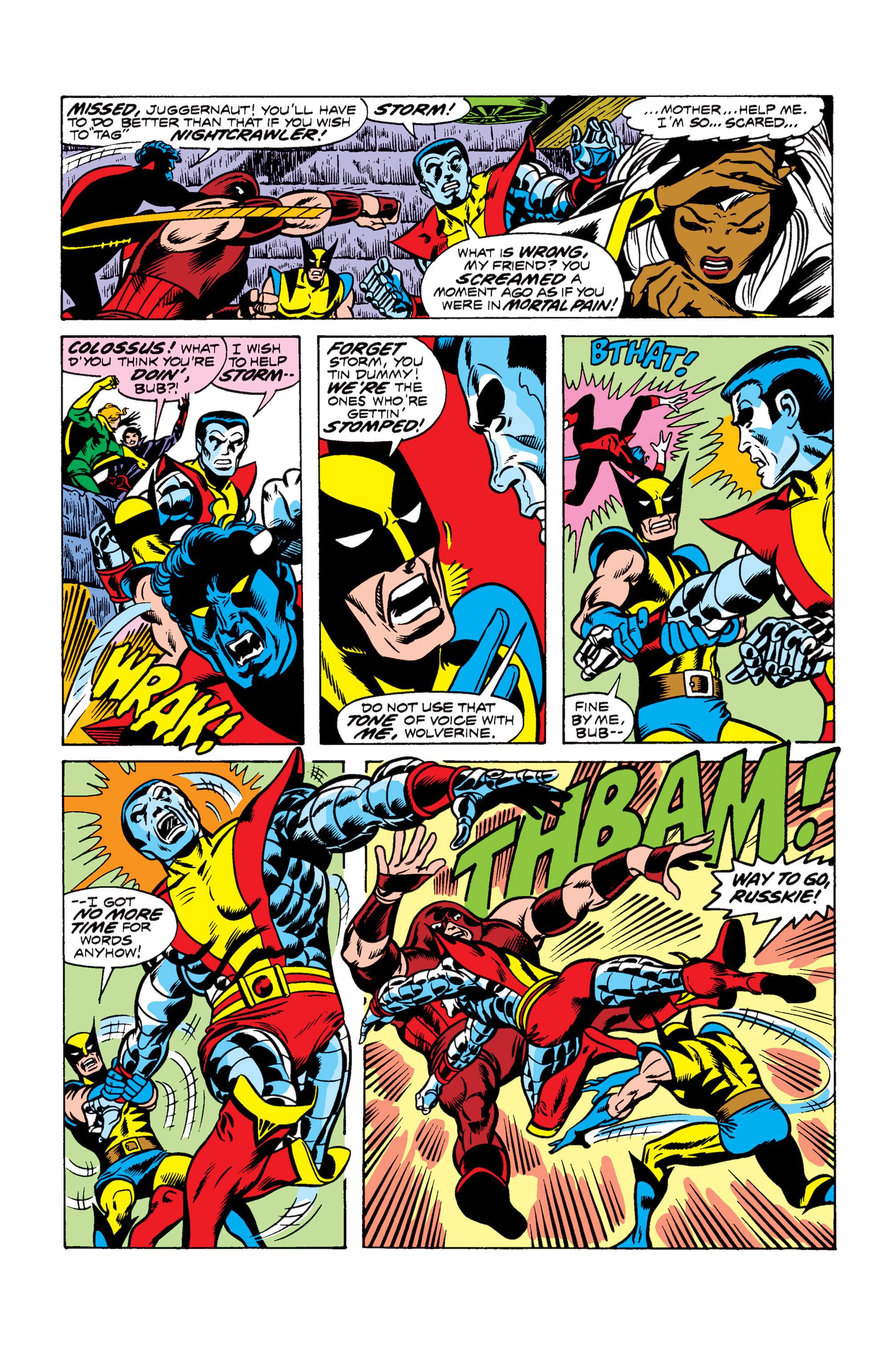 Uncanny X-Men (1963) 102 Page 3