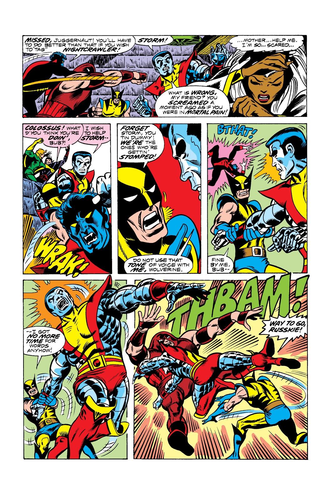 Uncanny X-Men (1963) issue 102 - Page 4