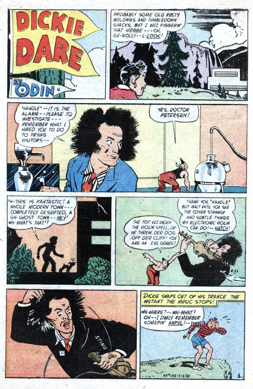 Read online Famous Funnies comic -  Issue #193 - 11