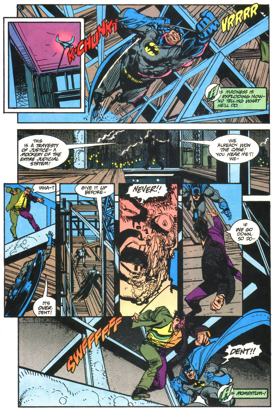 Read online Showcase '93 comic -  Issue #8 - 15