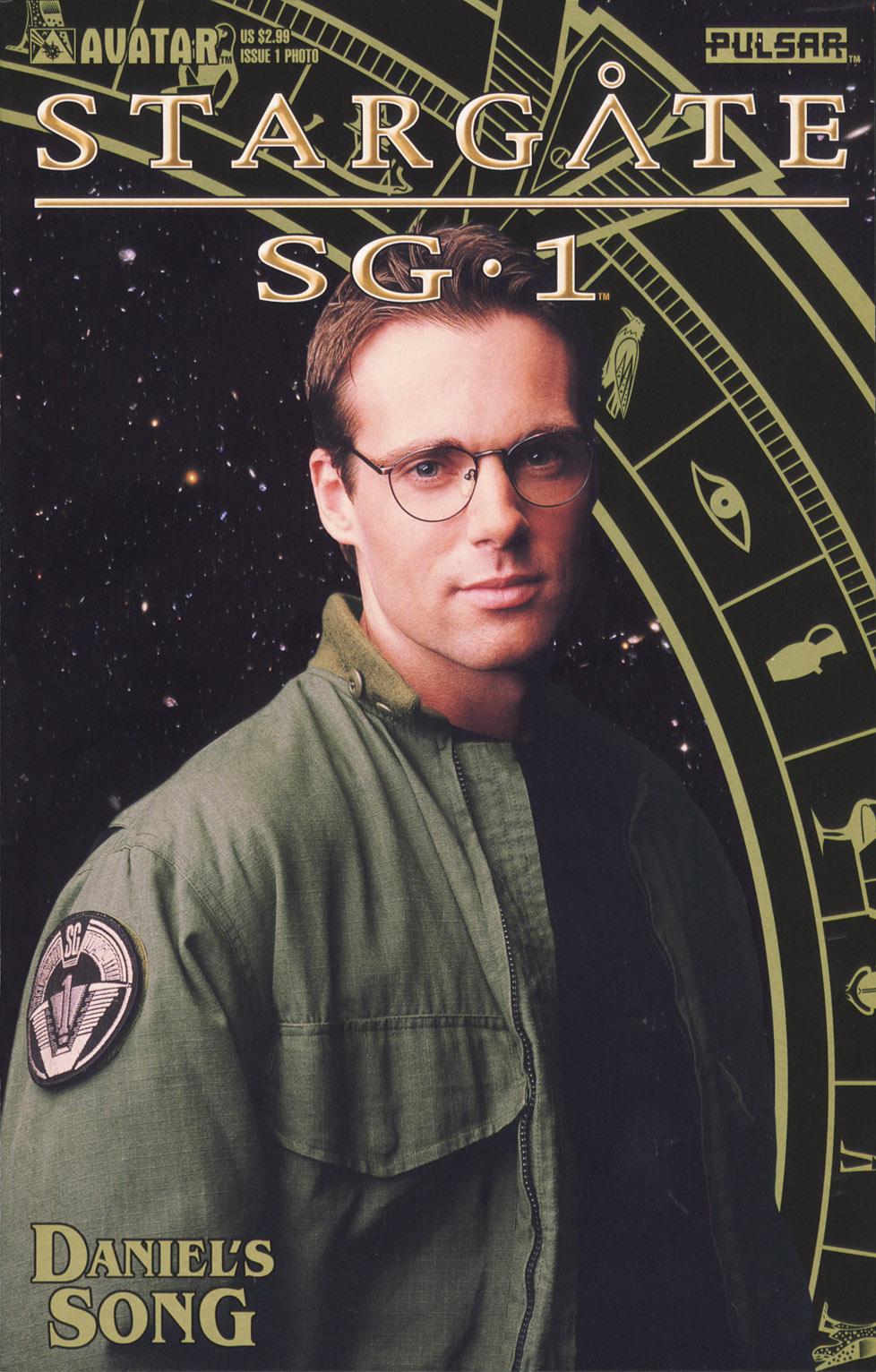Read online Stargate SG-1: Daniel's Song comic -  Issue # Full - 1