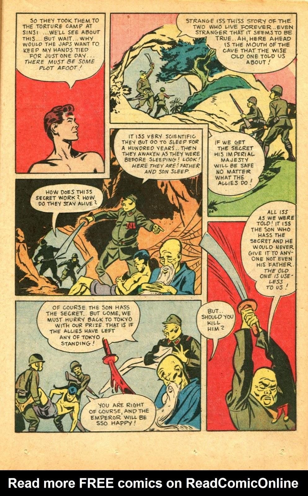 Read online Super-Magician Comics comic -  Issue #49 - 29