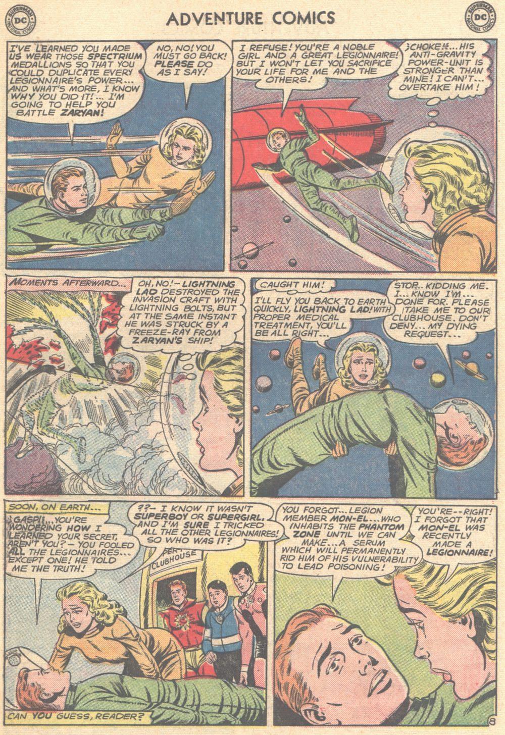 Read online Adventure Comics (1938) comic -  Issue #304 - 28
