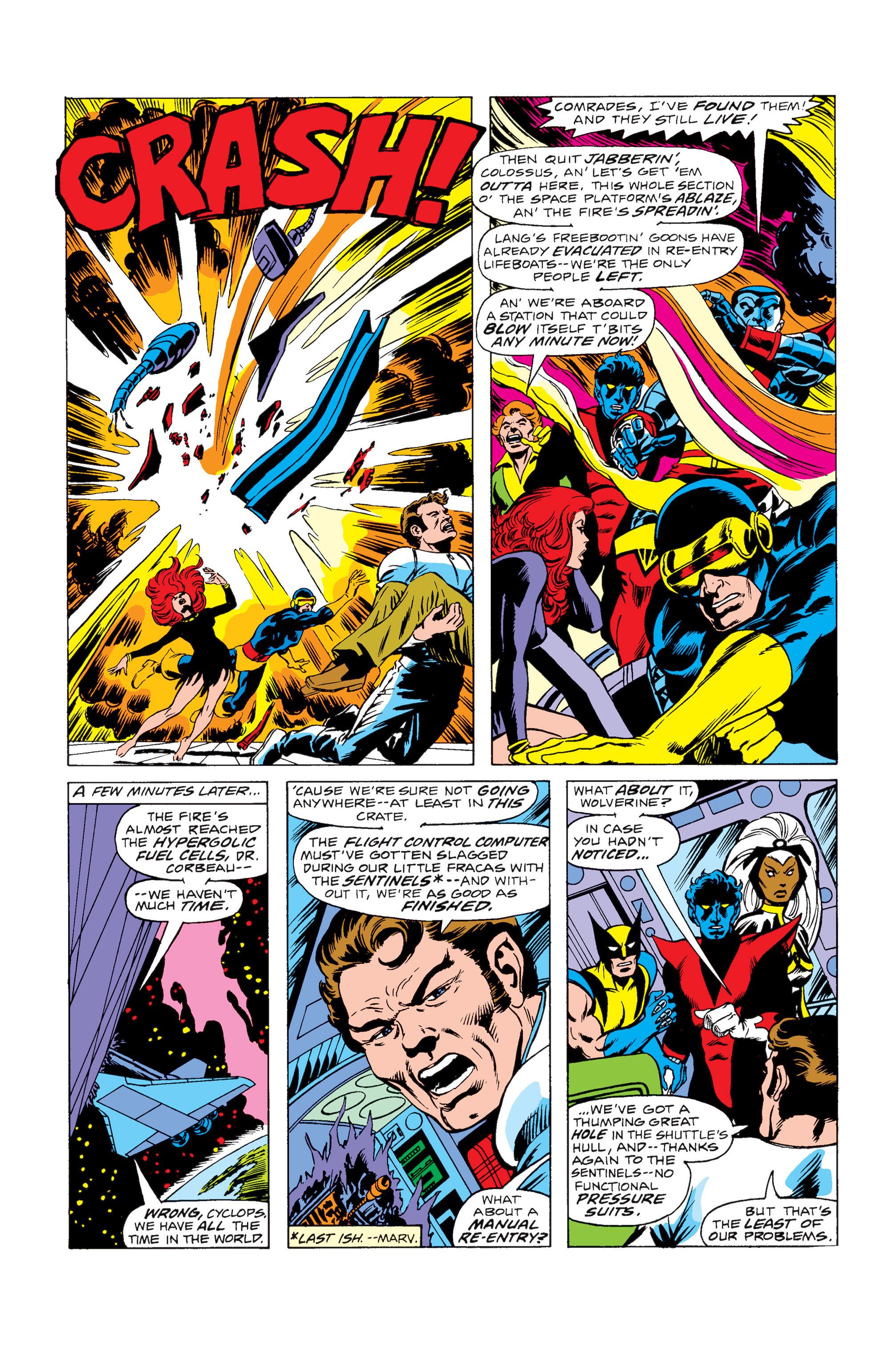 Uncanny X-Men (1963) 100 Page 12