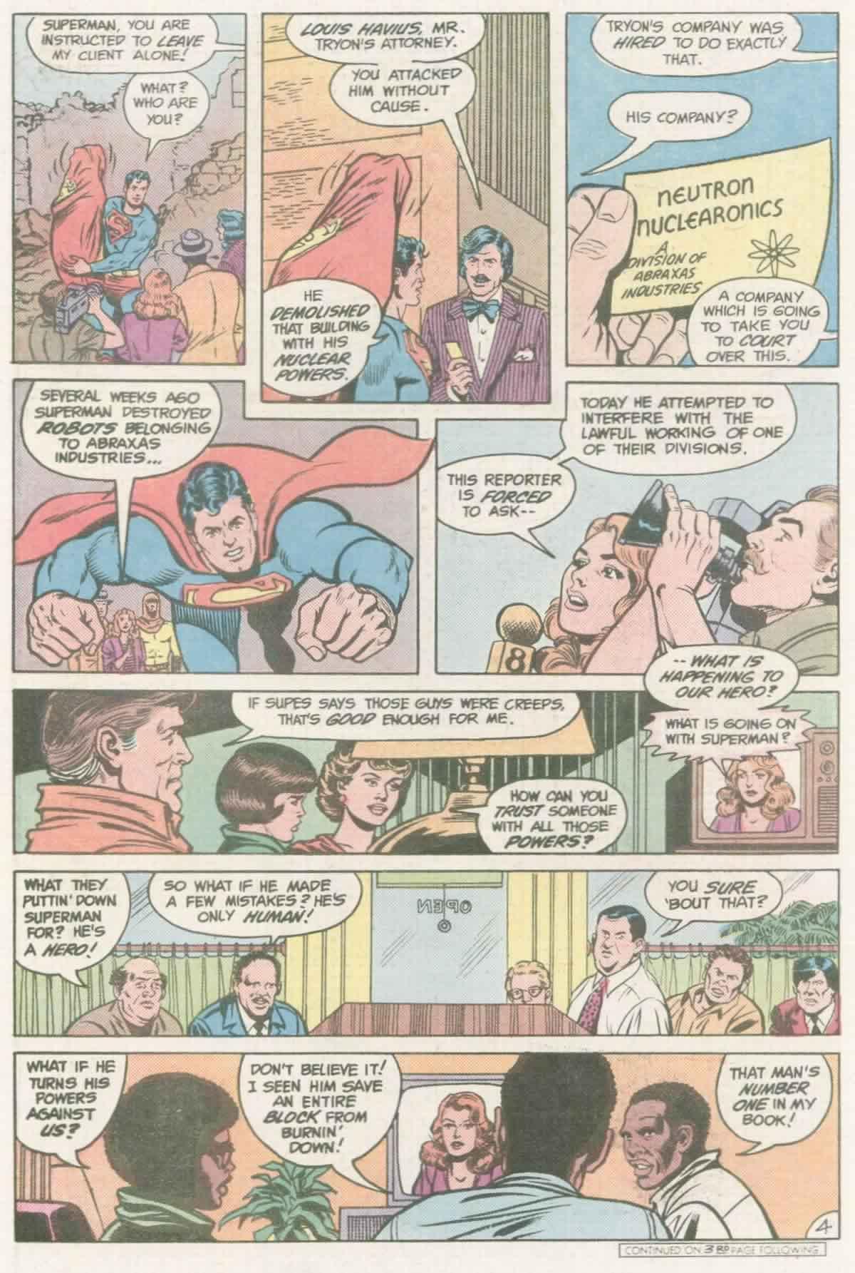 Action Comics (1938) 556 Page 4