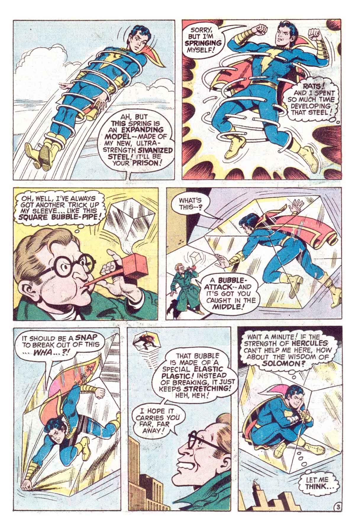 Read online Shazam! (1973) comic -  Issue #18 - 16