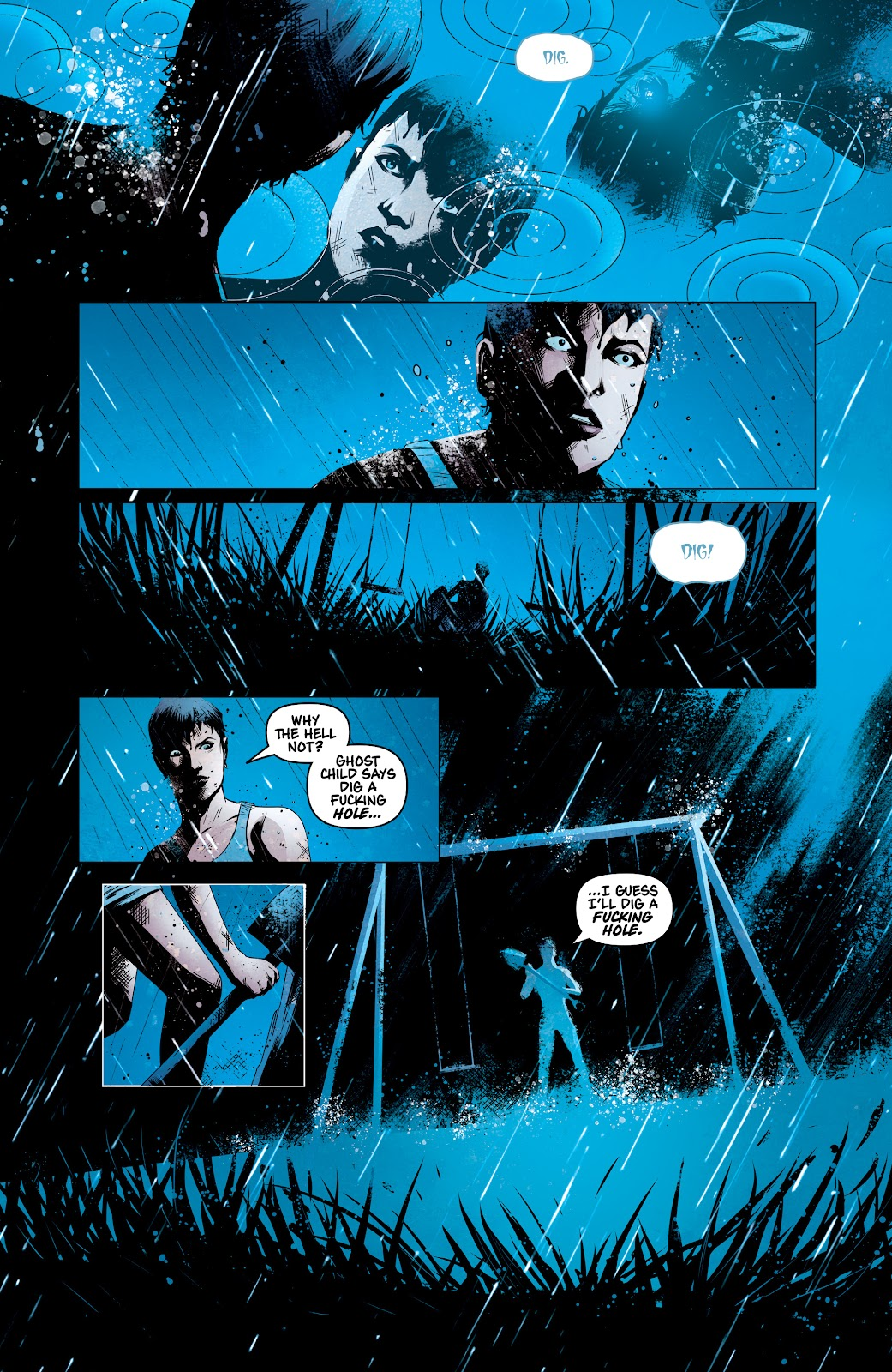 Read online Devil Within comic -  Issue #4 - 12