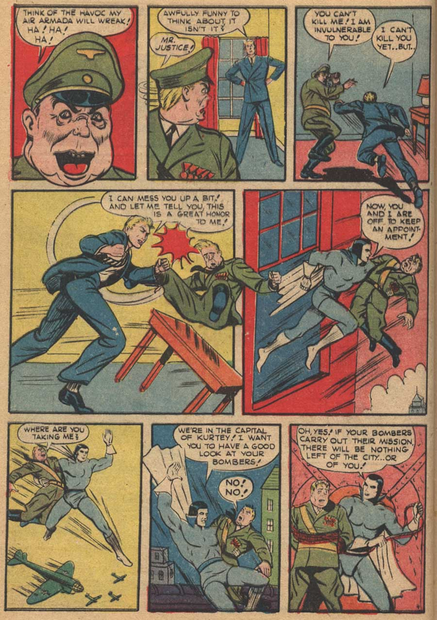 Blue Ribbon Comics (1939) issue 16 - Page 6