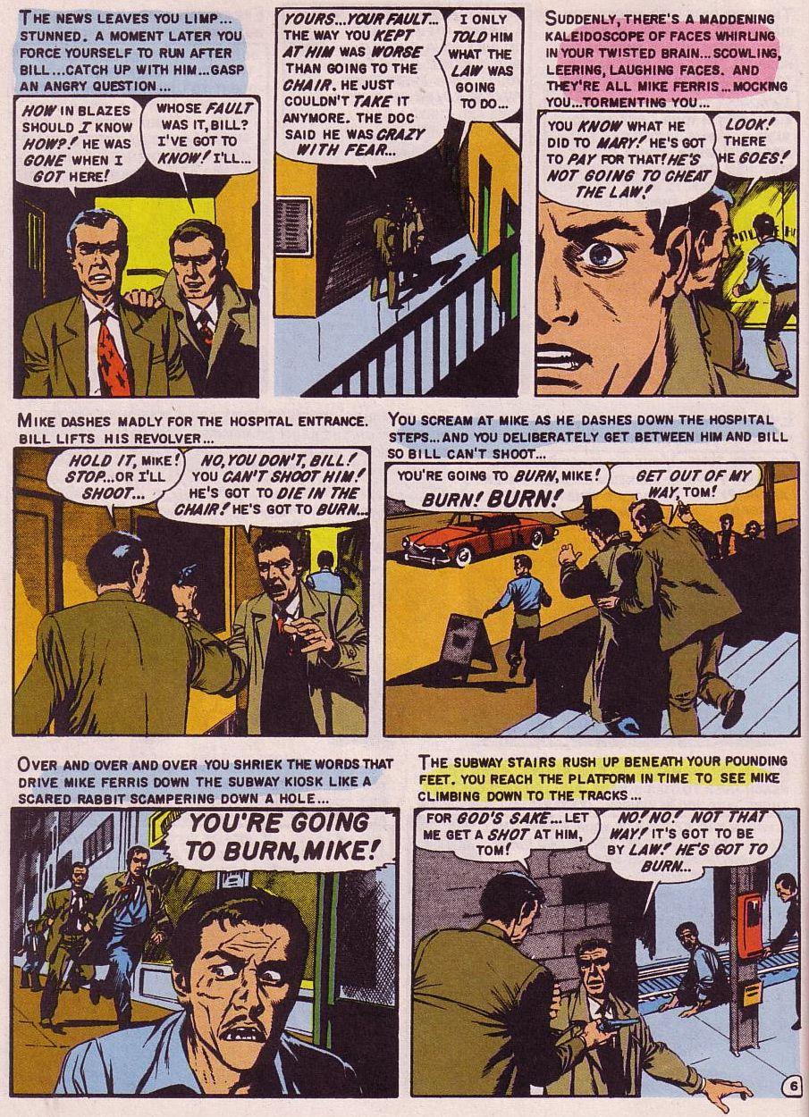 Read online Shock SuspenStories comic -  Issue #15 - 29