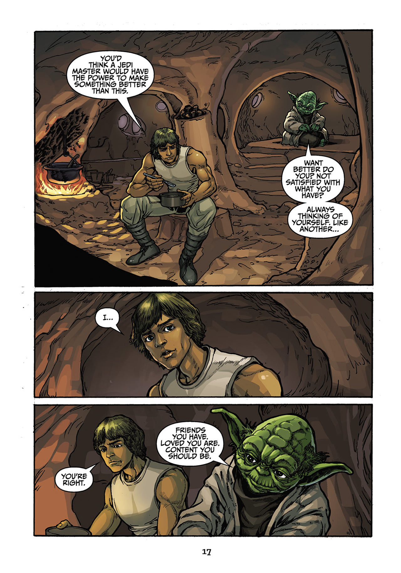 Read online Star Wars Omnibus comic -  Issue # Vol. 33 - 179