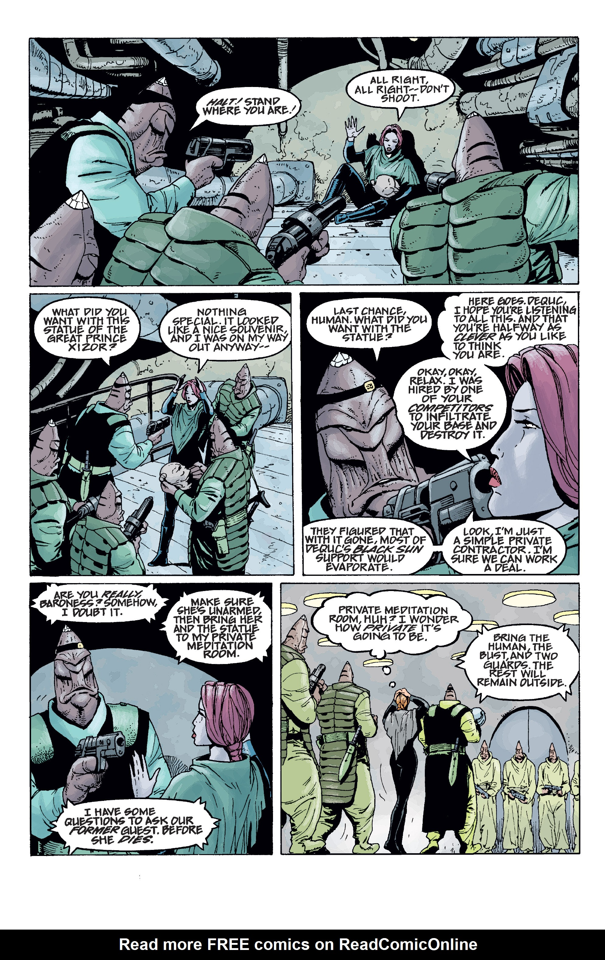 Read online Star Wars Omnibus comic -  Issue # Vol. 11 - 286