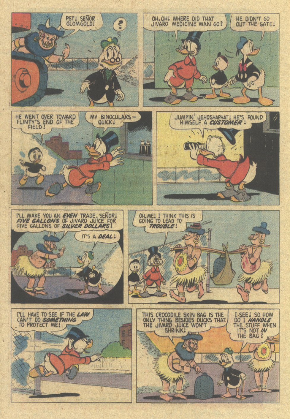 Read online Uncle Scrooge (1953) comic -  Issue #150 - 24