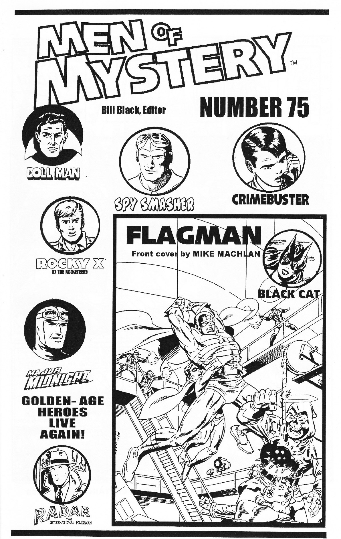 Read online Men of Mystery Comics comic -  Issue #75 - 3