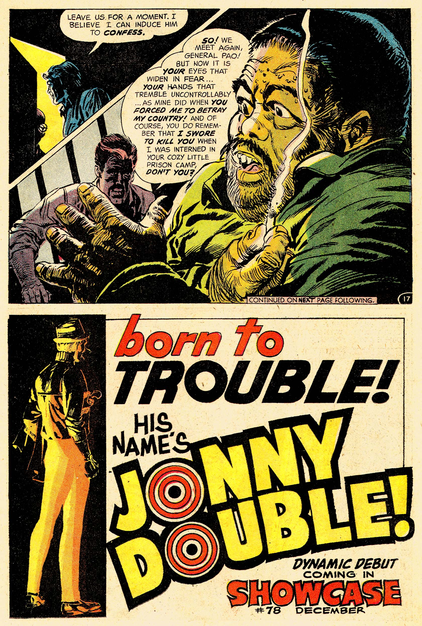 Read online Secret Six (1968) comic -  Issue #4 - 22