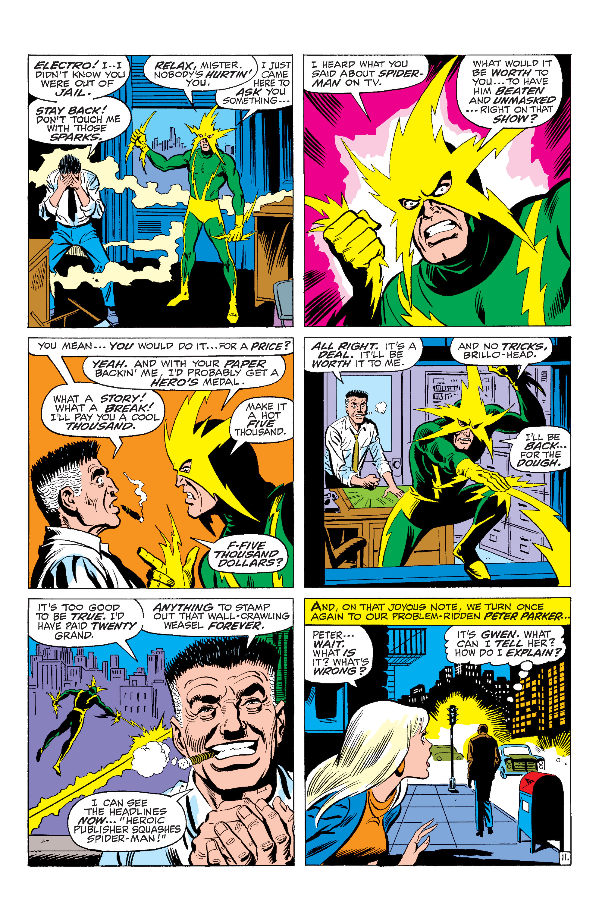 The Amazing Spider-Man (1963) 82 Page 11