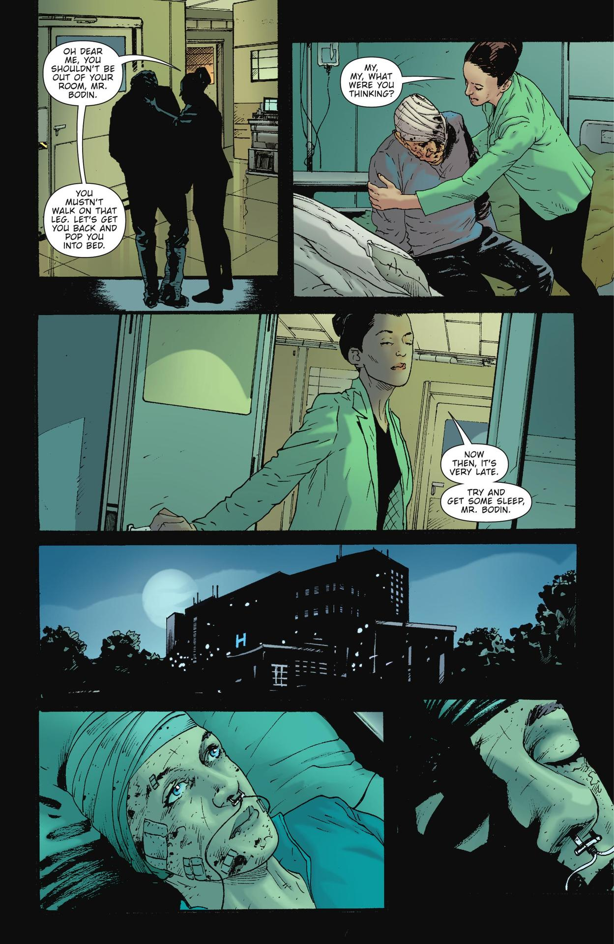 Read online The Girl Who Kicked The Hornet's Nest comic -  Issue # TPB - 67